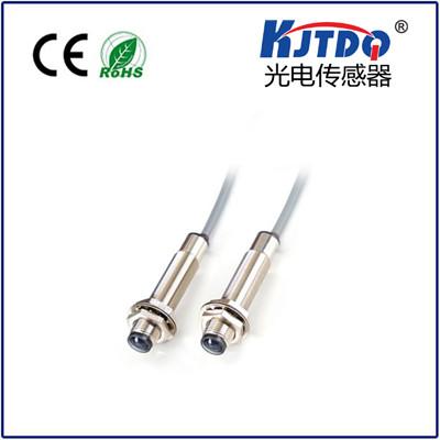 KJT-FJ12对射光电传感器